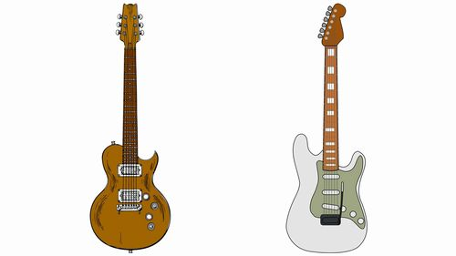 レスポールの選び方音質種類使用ギタリスト比較