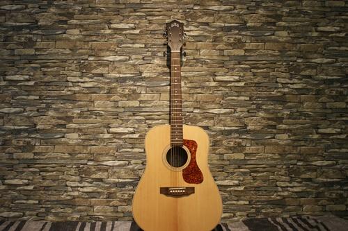 フォークギター(フラットトップギター)の形